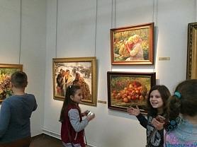 Экскурсия в МРМИИ им. С.Д. Эрьзи