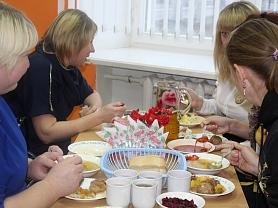 Выставка-дегустация школьных блюд