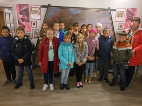 Экскурсия в музей пожарной техники