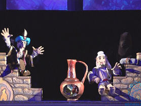 А у нас в гостях - Государственный театр кукол Республики Мордовия
