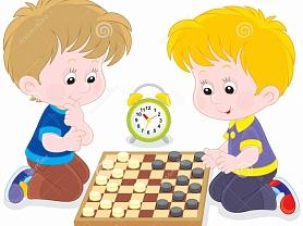 """Фотоотчет """"Турнир по игре в шашки"""""""