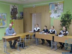 15 ноября на базе нашей школы прошло собеседование по программе школьного обмена доктора П. Гёбеля