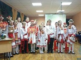 К истокам народных традиций: детский музыкальный фольклор