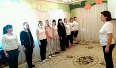 Мастер-класс для молодых педагогов по проведению утренней гимнастики