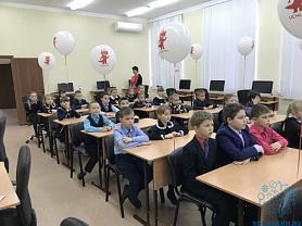 Открытие Всероссийской олимпиады по математике «Заврики»