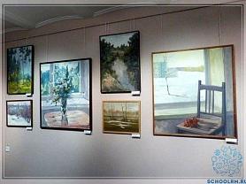 Выставка В.Г. Ваничкина «Мой путь»