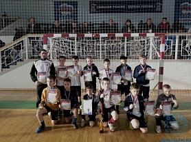 Новогодний турнир по мини-футболу среди детско-юношеских команд 2007-08 г.р.
