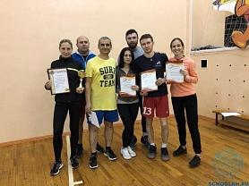 XXIV Турнир по волейболу среди работников образования г.о. Саранск памяти А.А. Артамонова