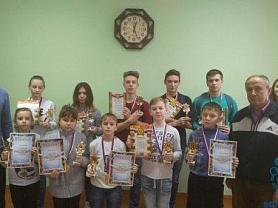 Муниципальные соревнования по шахматам