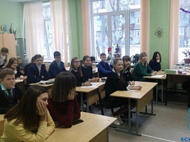 Заседание актива школьного ученического самоуправления.