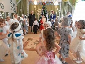 """""""Новый 2018 год в нашем детском саду """""""