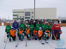 Турнир по хоккею с шайбой Ардатовского района