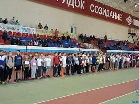 Открытое Первенство ДЮСШ № 1 г.о. Саранск по легкой атлетике среди групп начальной подготовки