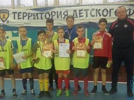 """Новогодний турнир """"Лига Чемпионов Саранска"""""""