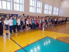 Первенство Ардатовской ДЮСШ по легкой атлетике