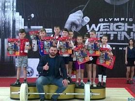 Всероссийский турнир по тяжелой атлетике