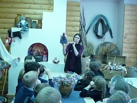 В конце января учащиеся 5А класса посетили Мордовский национальный музей