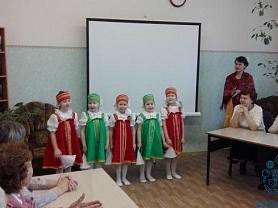 Выступление в МОУ ДОД «Центр детского творчества №1»