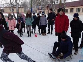20 февраля прошла военно-спортивная игра «Зарница»  среди  учащихся 5-7 классов, посвящённая Дню Защитника Отечества.
