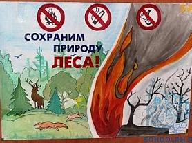 """Муниципальный этап республиканского конкурса """"Защитим лес"""""""