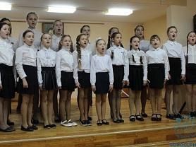 """""""Наполним музыкой сердца!"""" - состоялся отчетный концерт вокально-хорового отделения"""