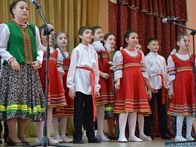Праздничный концерт, посвященный международному женскому дню «Весенняя капель!»
