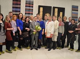Открытие юбилейной выставки Александра Владимировича Рябова «Удалов варштазь. Возвращение в прошлое».
