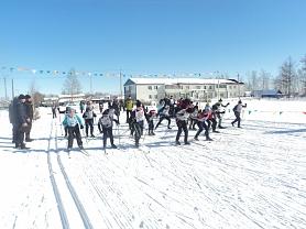 Открытые соревнования по лыжным гонкам, посвященые памяти Е.В.Сенгаева