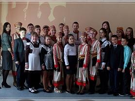 Отчетный концерт струнно-народного отделения (19.03.2018)