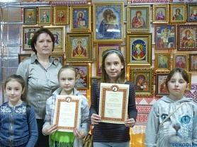 Пасхальный праздник «Русь Святая, Православная!»
