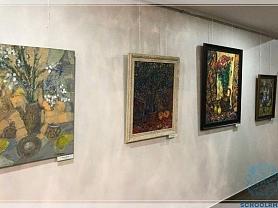 Выставка Светланы Нестеровой «Одухотворения сущего»