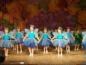 """Отчетный концерт и выставка """"В стране счастливого детства"""""""