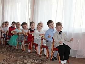 """Праздник """"Путешествие в весенний лес"""" в 1 младшей группе """"Теремок"""""""