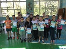 Первенство г.о. Саранск по настольному теннису