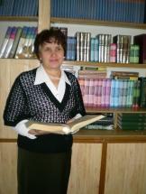 Девина Нина Акимовна