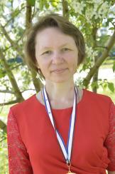 Бурнаева Елена Михайловна