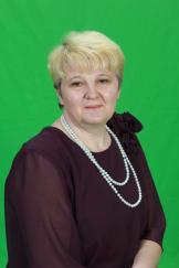 Фролова Любовь Петровна