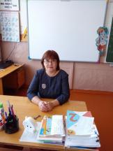 Ежова Галина Сергеевна