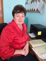 Беськаева Нина Ивановна