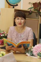 Волкова Елена Александровна