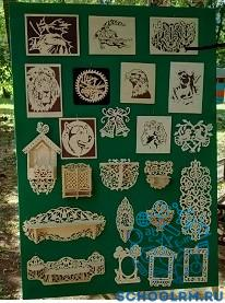 """Выставка декоративно прикладного творчества """"Чудесных рук творения"""""""