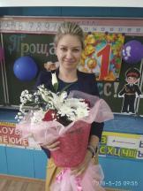 Долгова Екатерина Викторовна