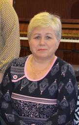 Забатурина Зинаида Геннадьевна