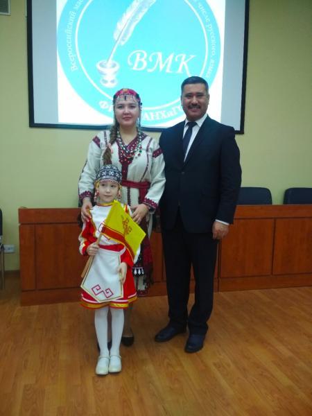 Педагог из городского округа Саранск – победитель Всероссийского конкурса учителей родного языка