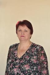 Комарова Валентина Александровна