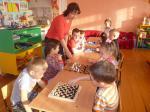 Шахматный турнир в детском саду!