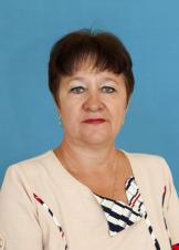 Захарова Наталья Михайловна