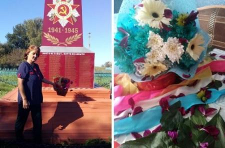 """Всероссийская акция """"Цветы Памяти"""""""