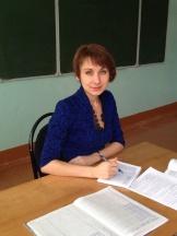 Ешакина Людмила Сергеевна