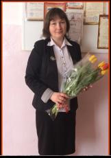 Нужина Оксана Петровна